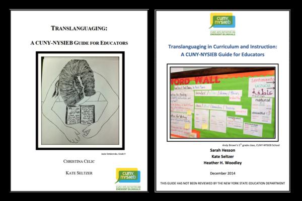 Translanguaging Guides   CUNY-NYSIEB