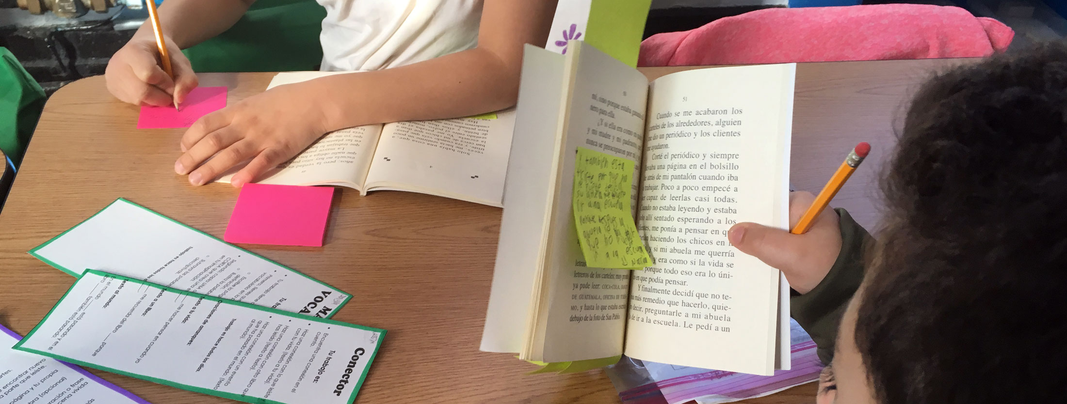 Developing Students' Identities as Bilingual Readers and Writers