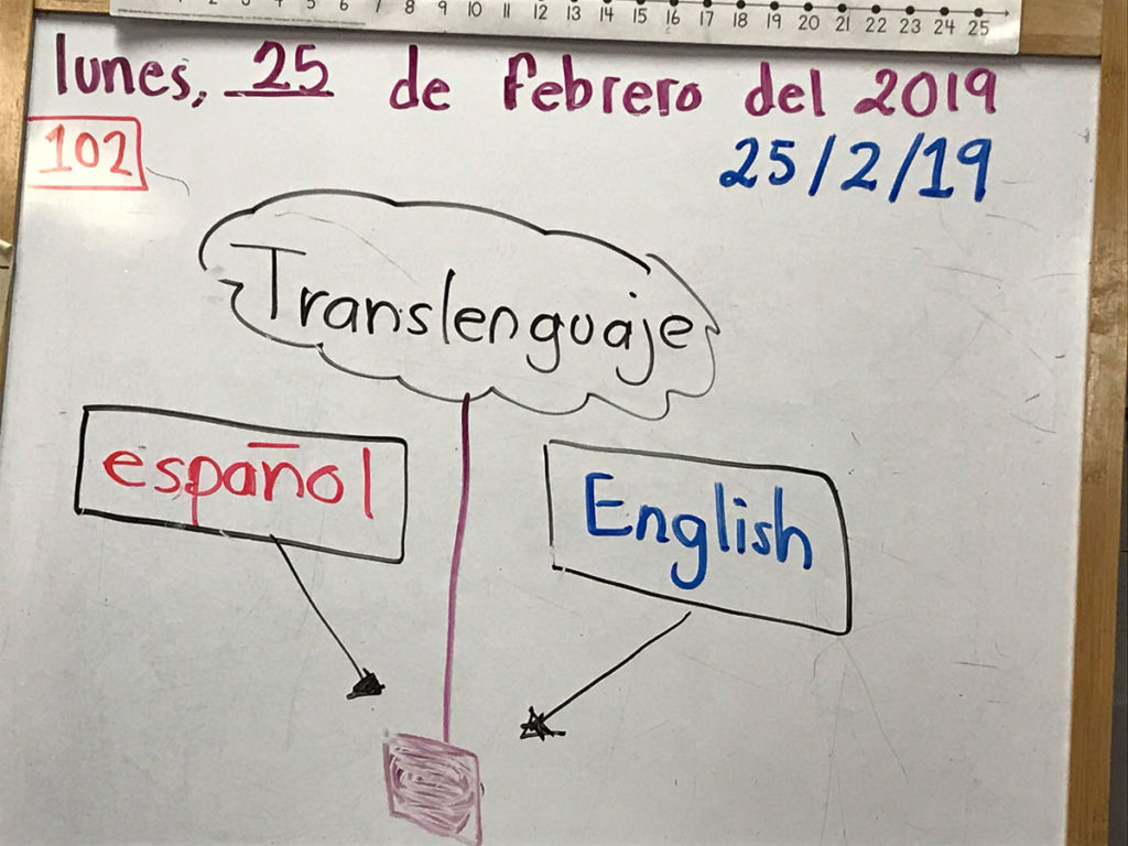 Translenguaje/Translanguage