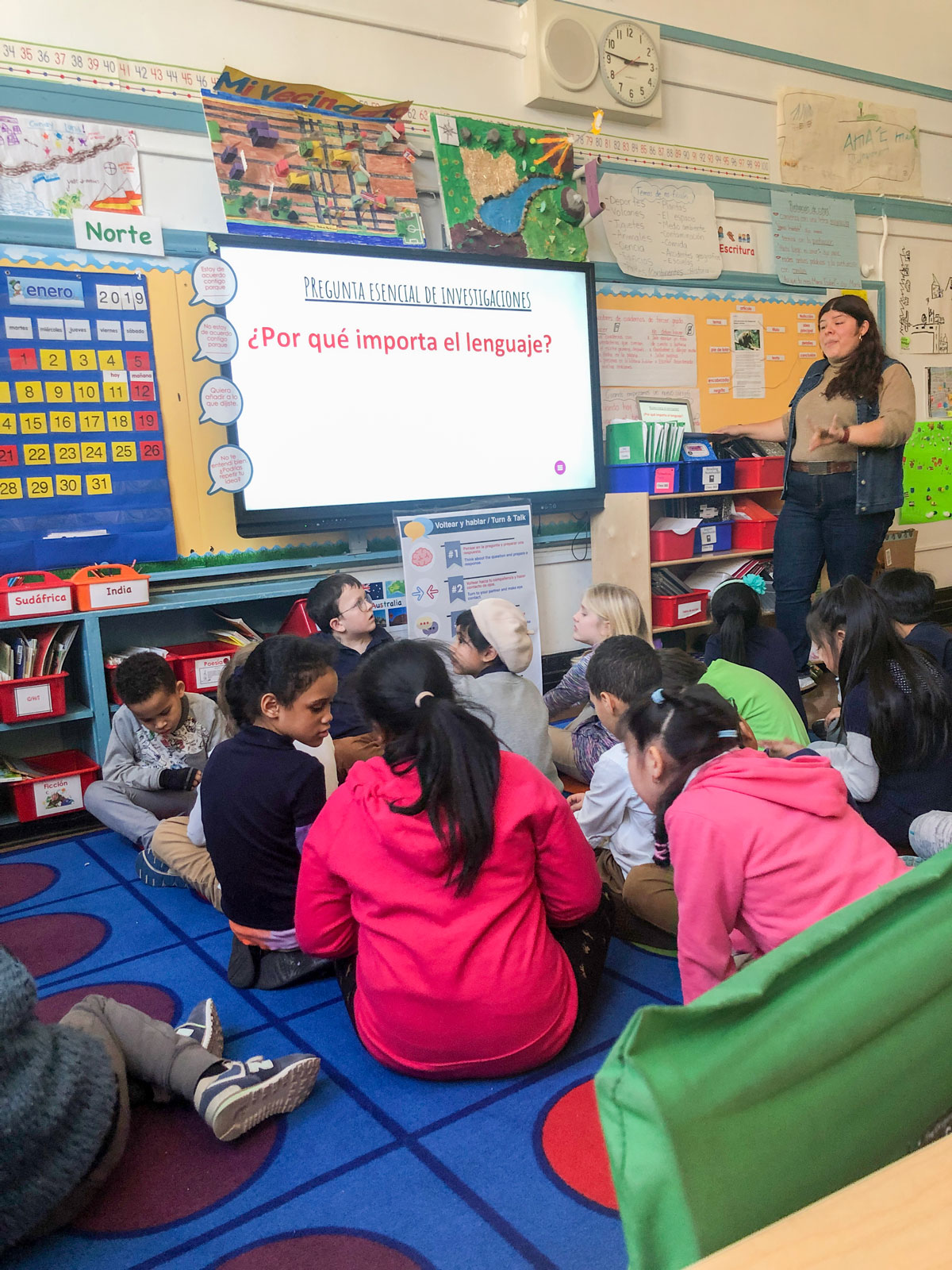 Why does Language Matter? ¿Por qué importa el lenguaje?